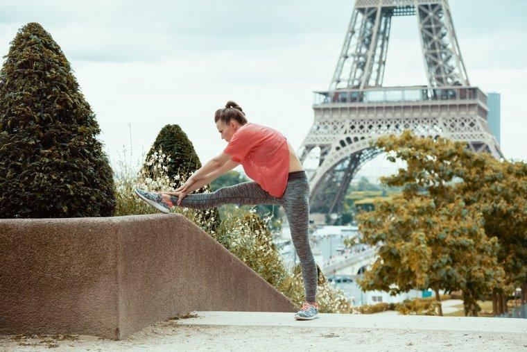 Спорт по-французски против депрессии