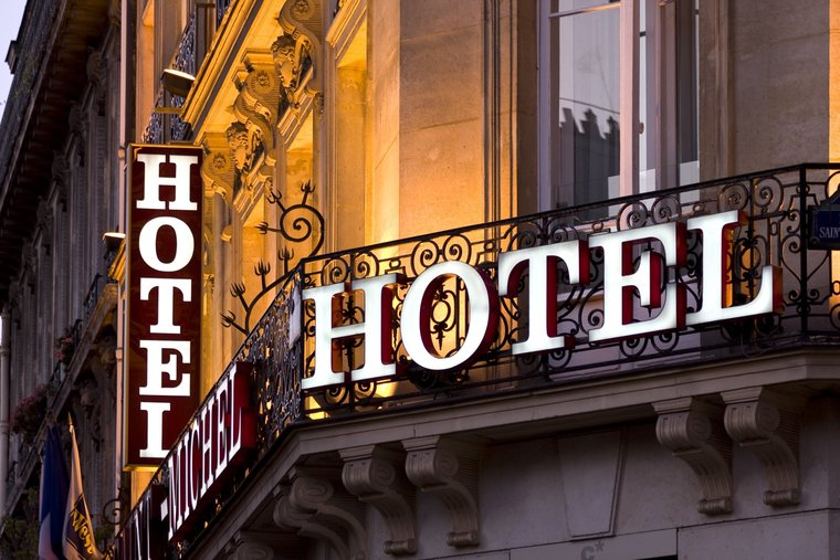 Французские отели