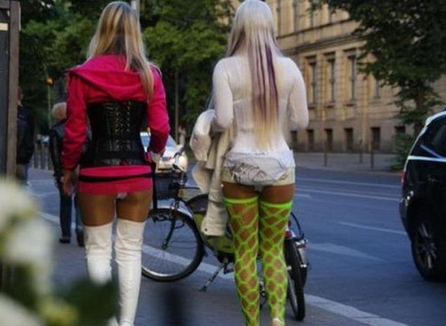 Секс туризм в париже