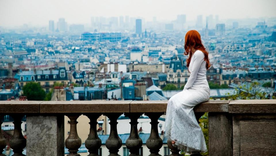 Знакомство франция девушка