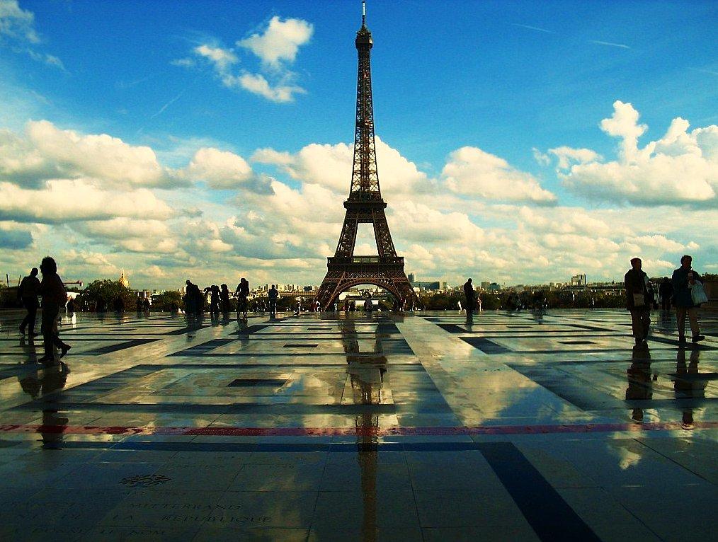 Туры франция цены